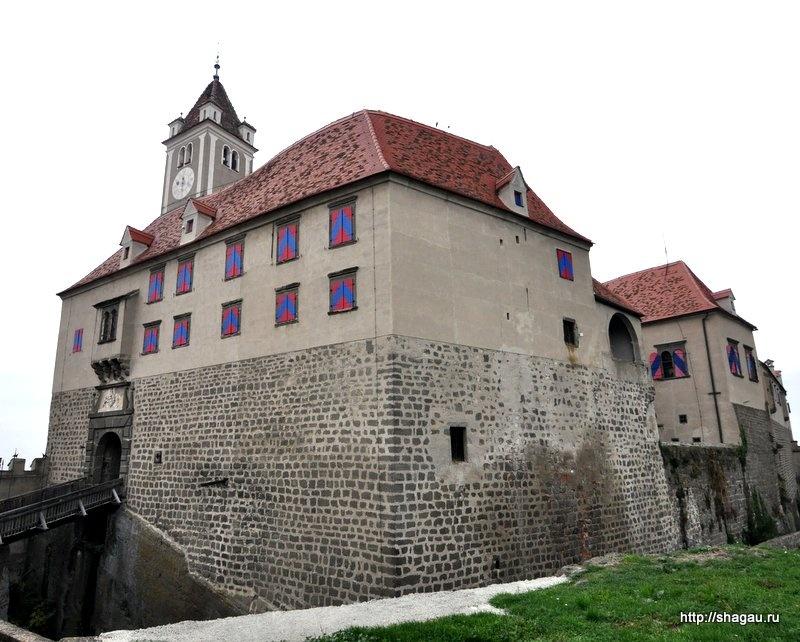 Замок Ригесбург