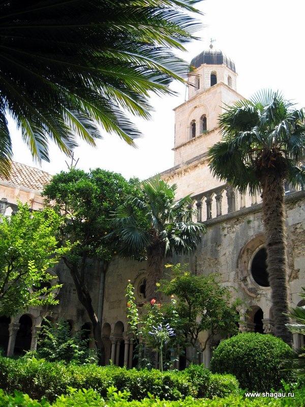 Французский монастырь в Дубровнике
