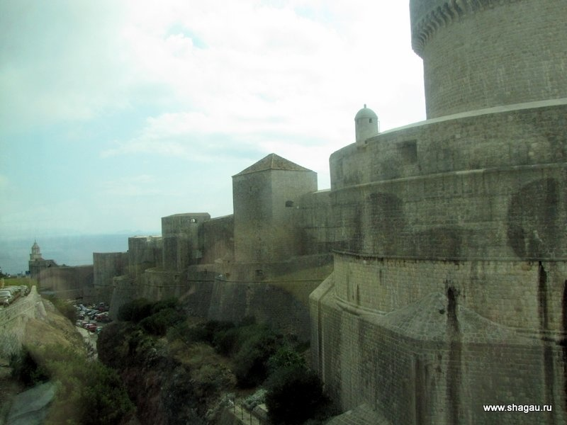 Башня Дубровника Минчета
