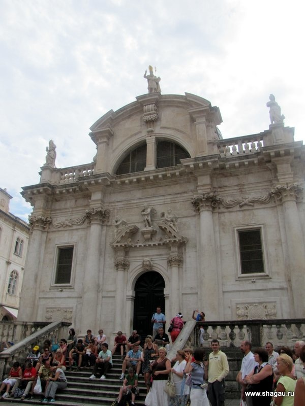 Церковь Святого Влахо в Дубровнике