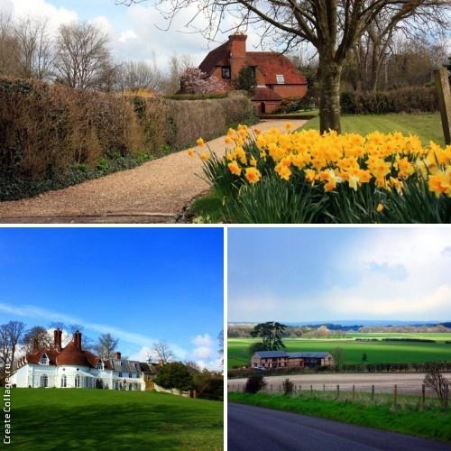 Английские деревни