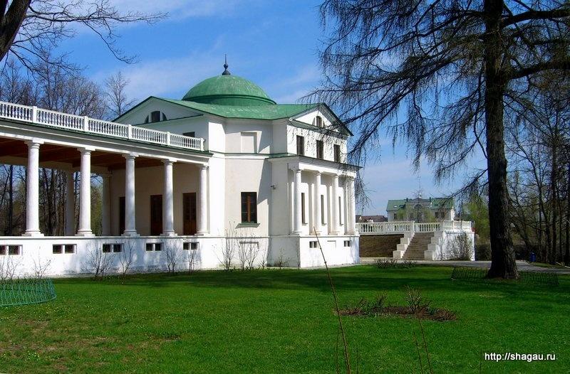 Усадьба Остафьево, Подольский