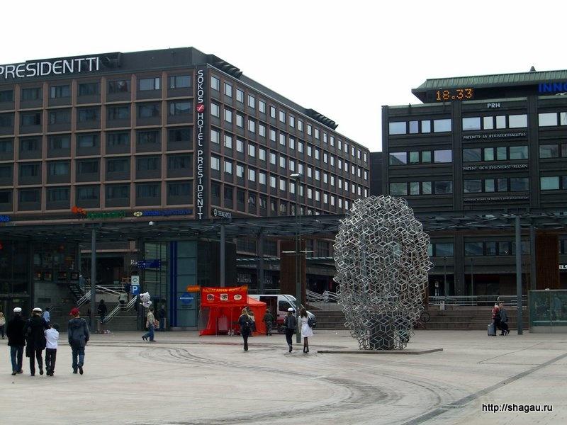 Отель в Хельсинки
