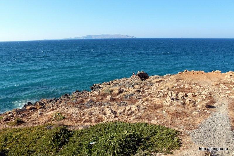 Уединенные места Крита
