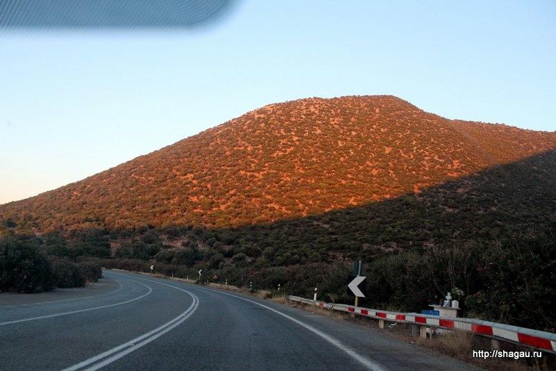 Дороги на Крите