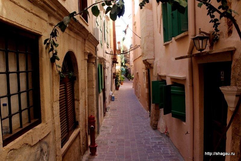 Улицы Агиос Николаос