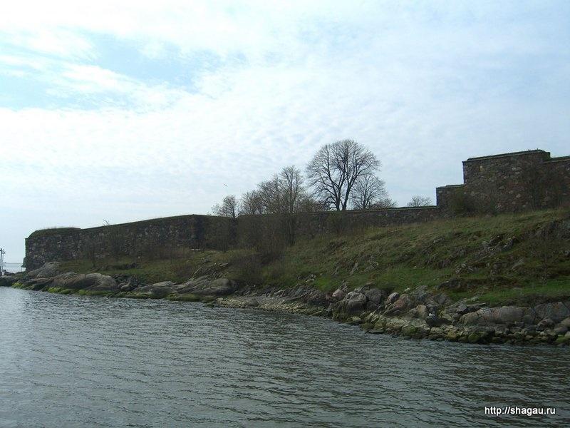 Крепость Суомилинна