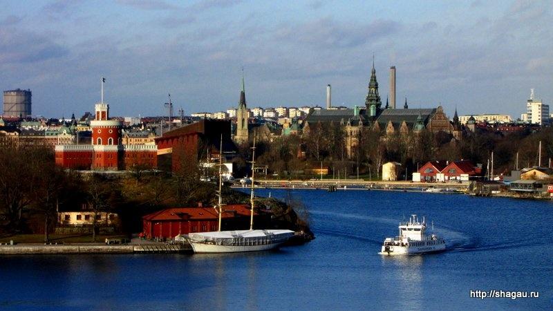 Стокгольм, автор фото: Полина Кузнецова