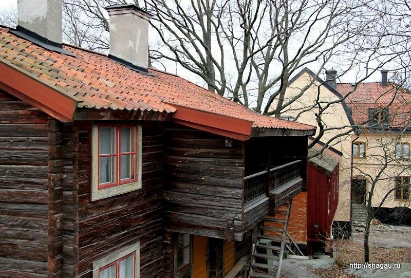 Стокгольм, Skansen