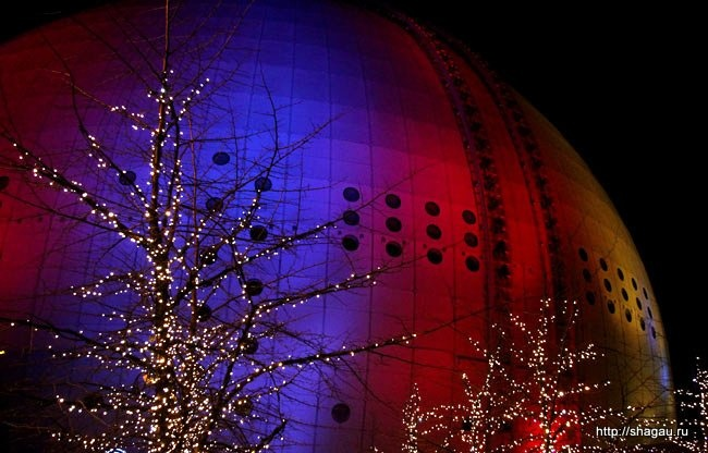 Sky viw , Стокгольм