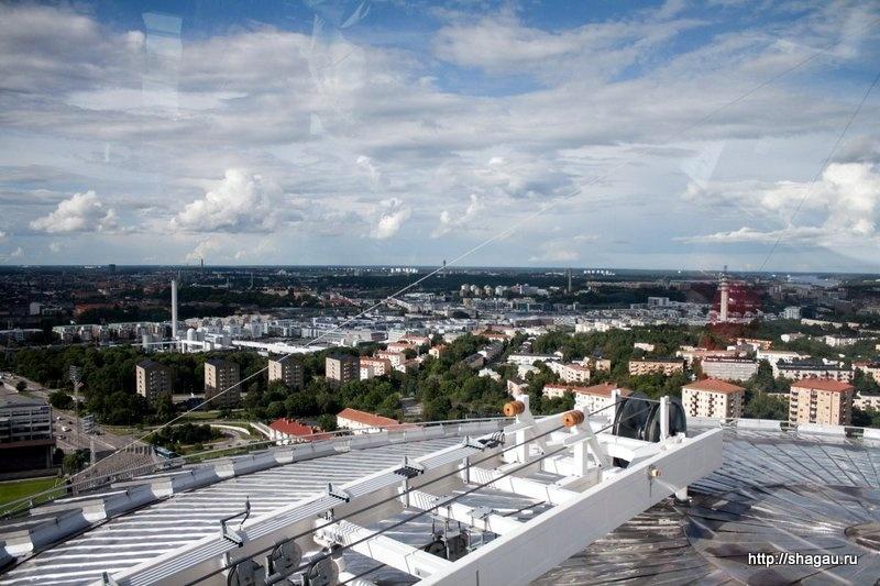 Смотровые площадки Стокгольма.  Автор фото: Ольга Дмитриевская