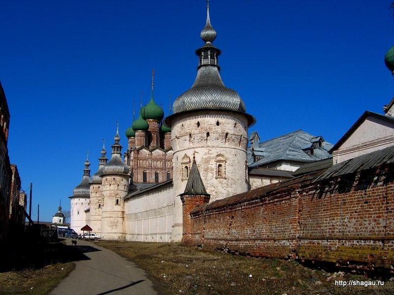 Кремль, Ростов Великий