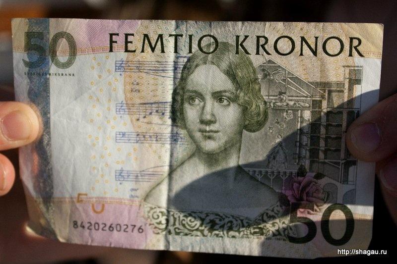 Шведские кроны