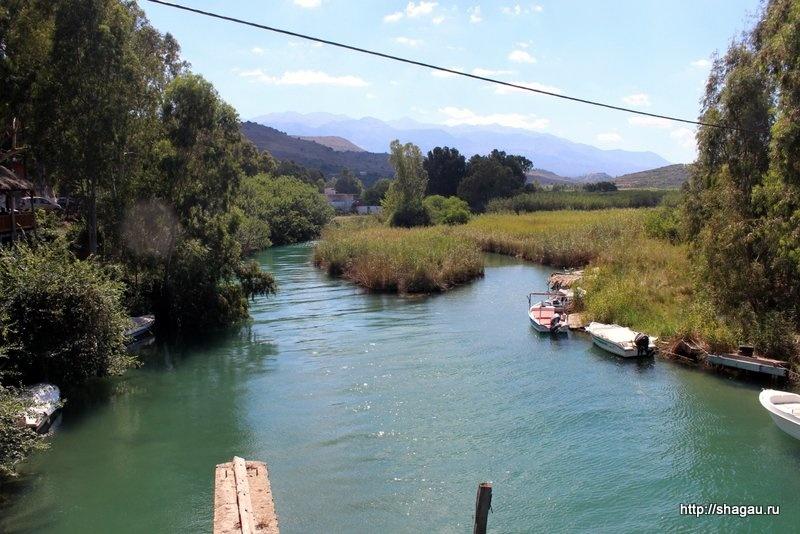 Река в Георгиуполи