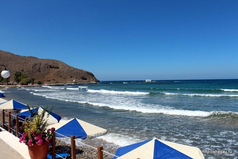 Пляжи Георгиуполи