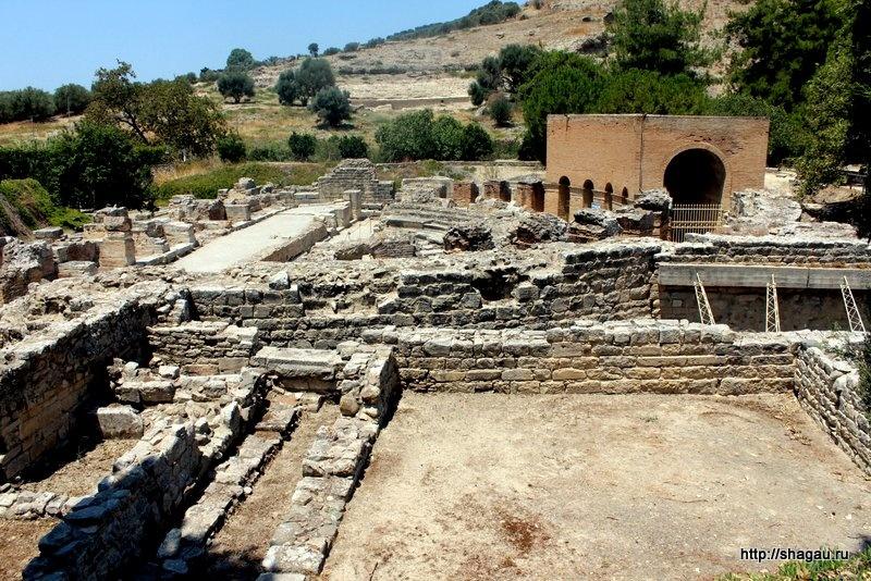 Гортина, Крит