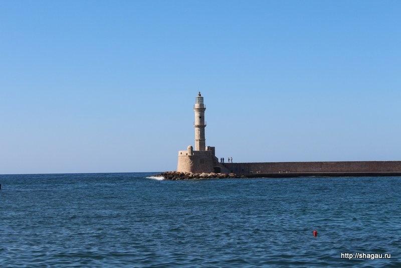 Венецианский маяк в Ханье