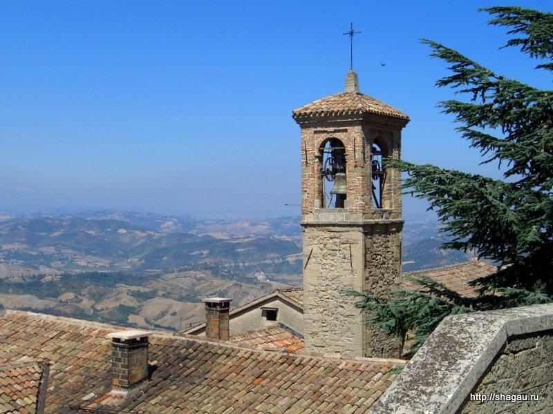Башня Сан-Марино