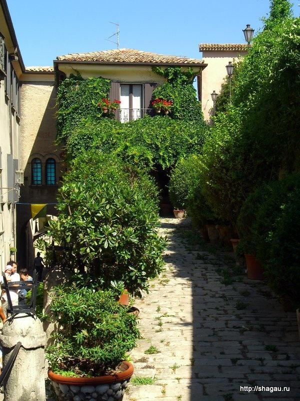 Домик в Сан-Марино