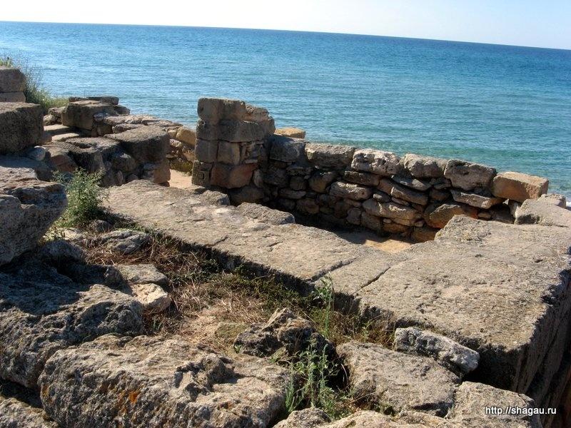 Древнегреческое городище Беляус