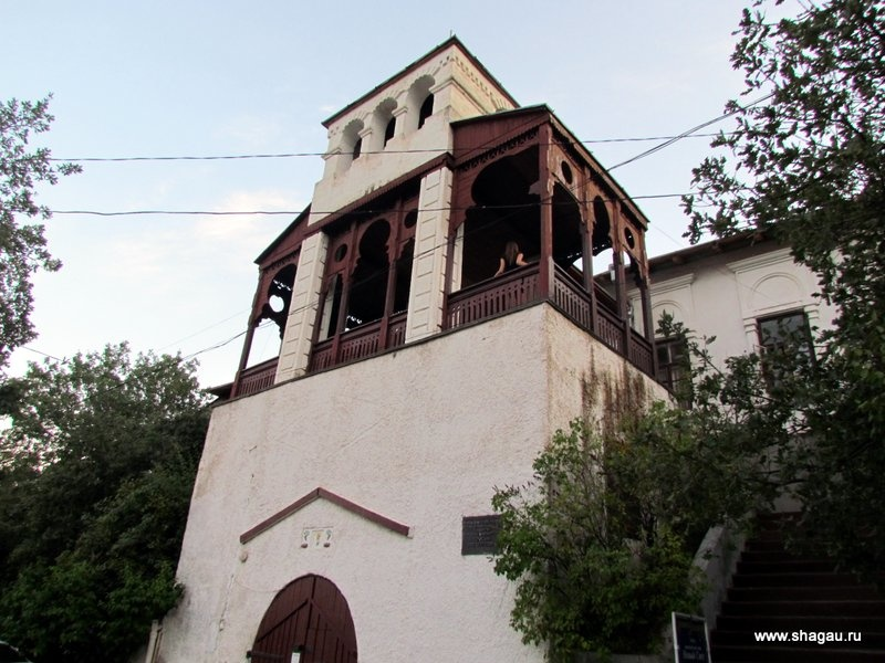 Музей Голицына в Крыму