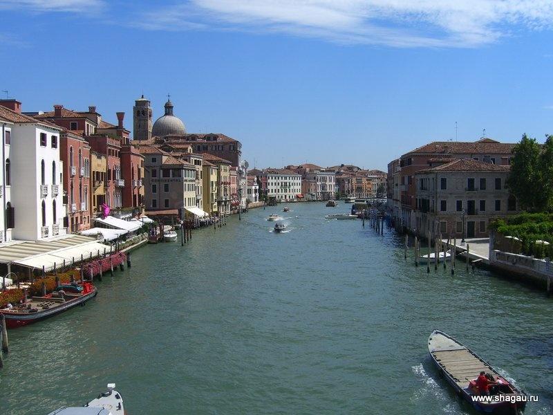 Венецианский Гранд канал
