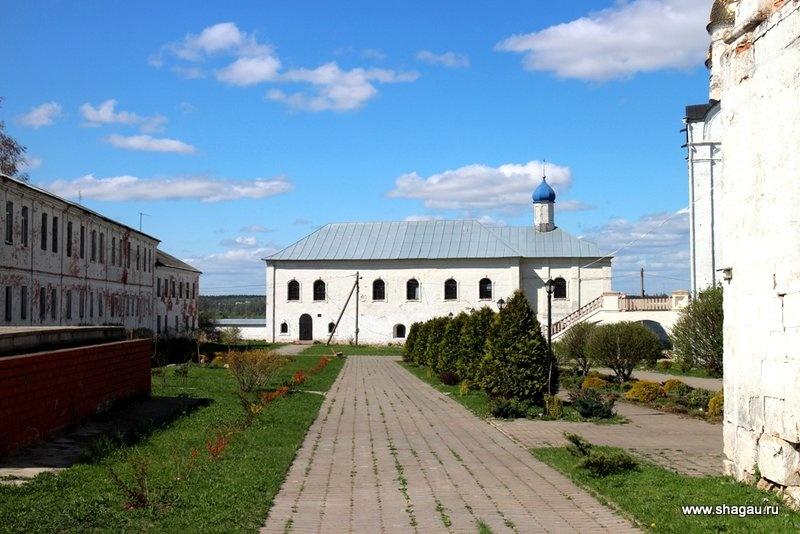 Лужецкий монастырь территория