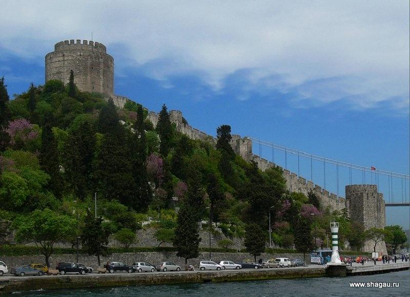 Крепости Румели Хисары