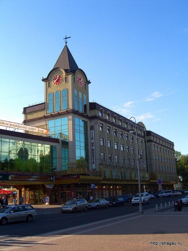 Калининградский пассаж