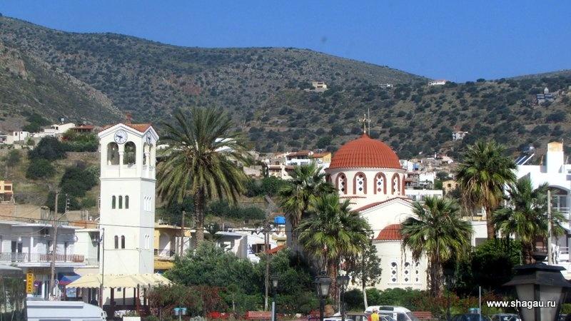 Элунда на Крите