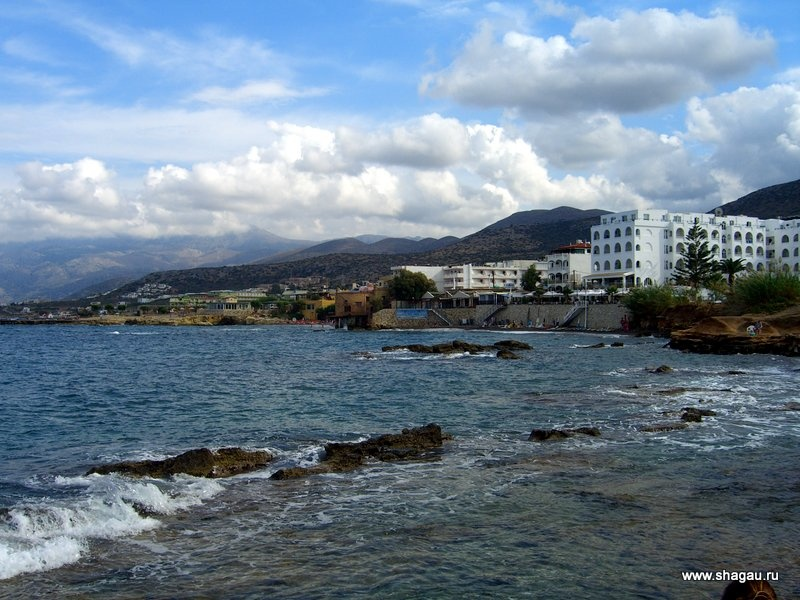Греческий берег