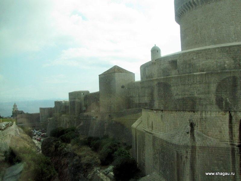 Форт в Дубровнике