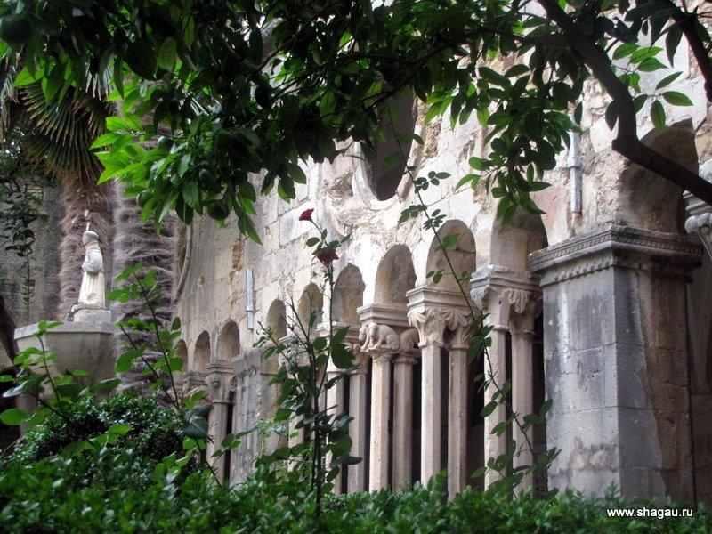 Монастырь Дубровник