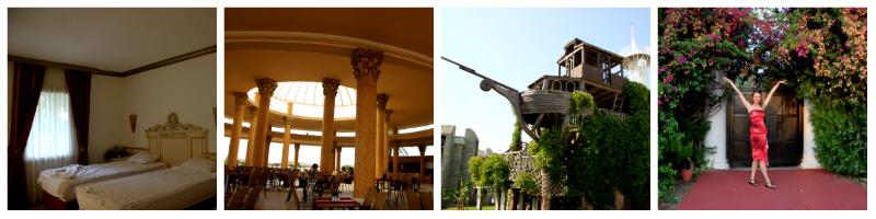 В отелях Турции
