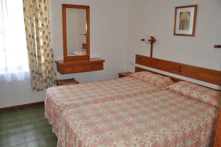 Villa Casas Del Sol спальня