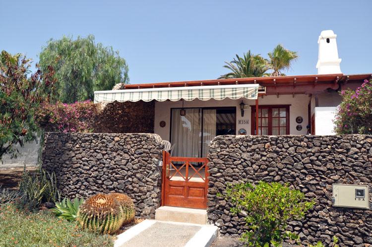 Villa Casas Del Sol домик