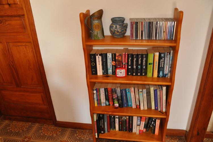 Villa Casas Del Sol библиотека