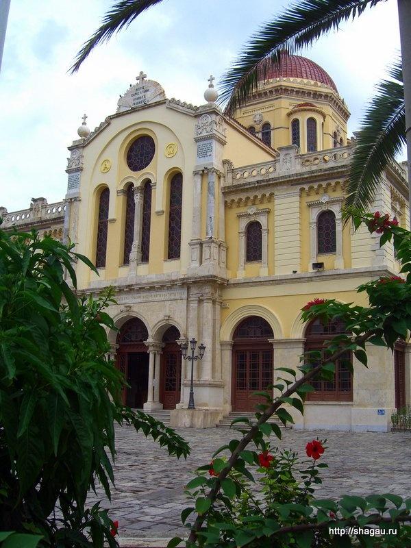 Собор Святого Мины