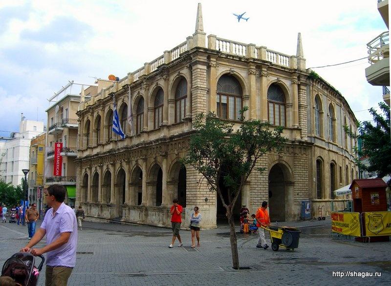 Венецианская лоджия, Ираклион, Крит