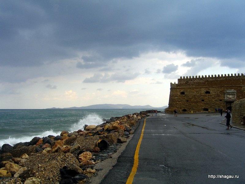 По пути к Крепости