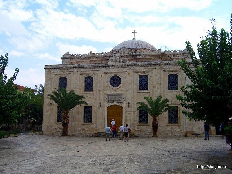 Собор Святого Тита, Ираклион, Крит