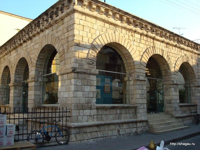 В старом городе Ретимно