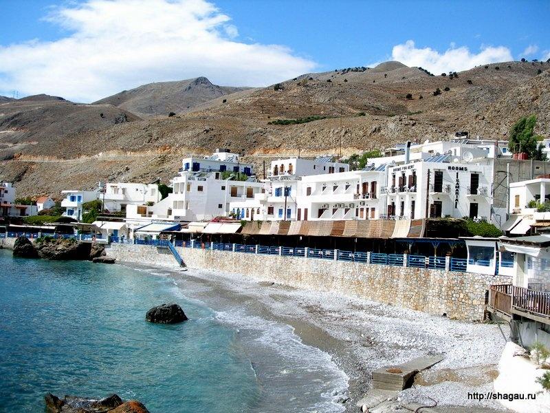 Айя-Румели, Крит
