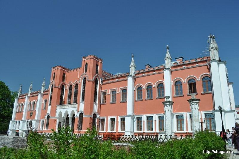 Дворец в Марфино