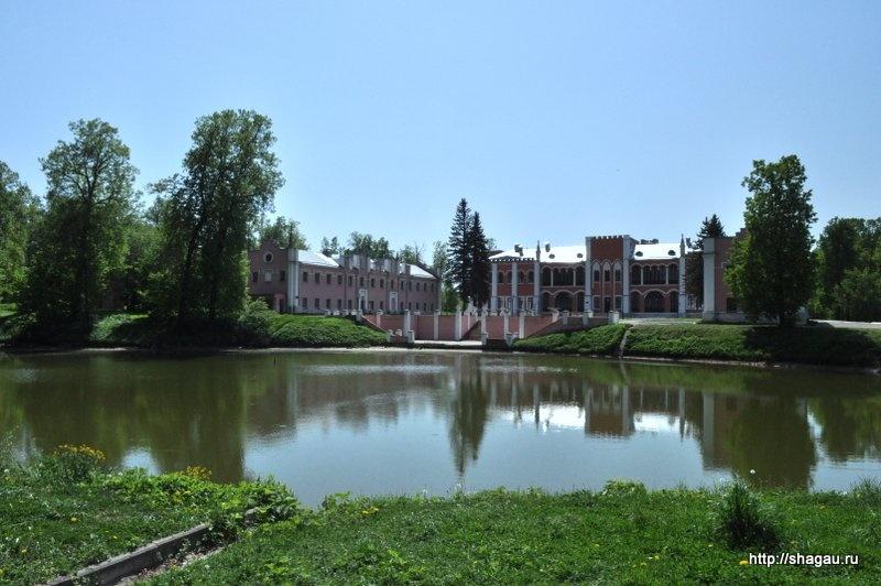 Замок в Марфино