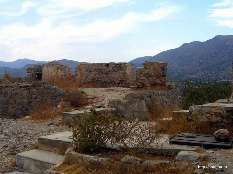 Руины на Спиналонге