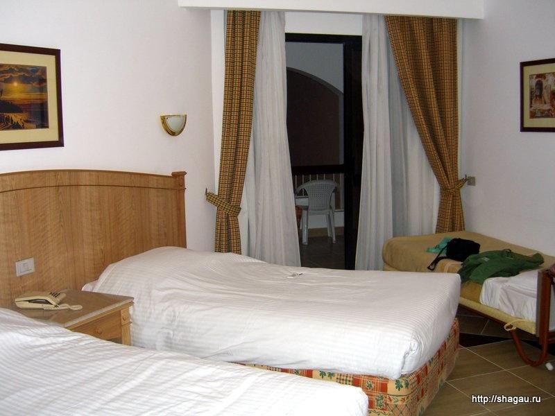 Номер в отеле Египта