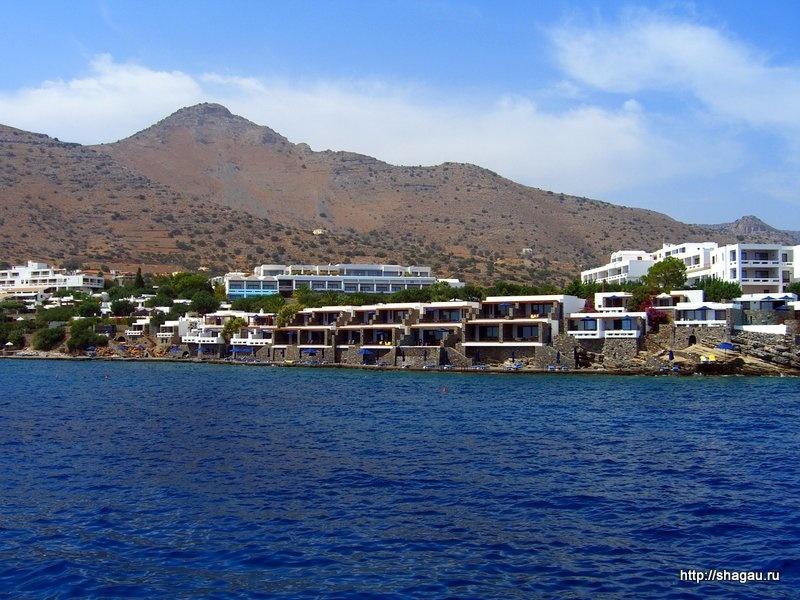Прибрежные отели Элунды