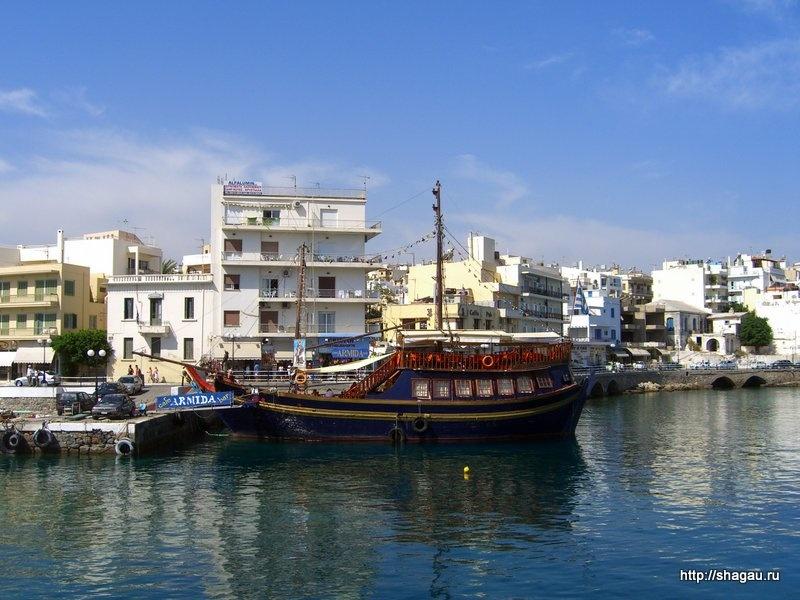 Порт Агиос Николаоса