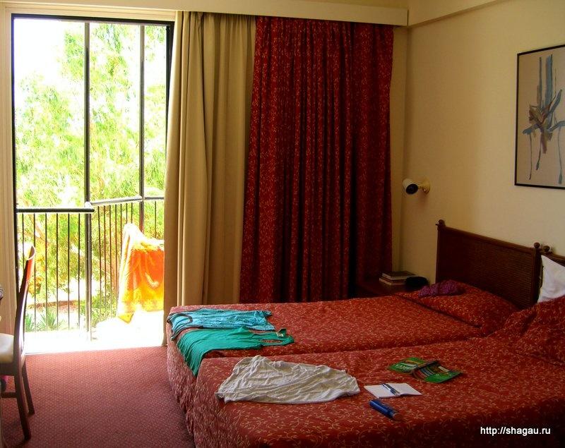 Фото номера в гостинице
